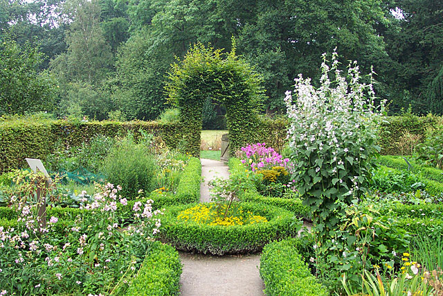 Botanischer Garten Der Wwu