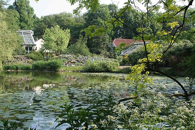 Garten Münster botanischer garten der wwu